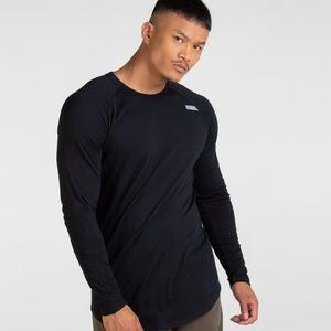Gymshark long sleeve construction t-shirt